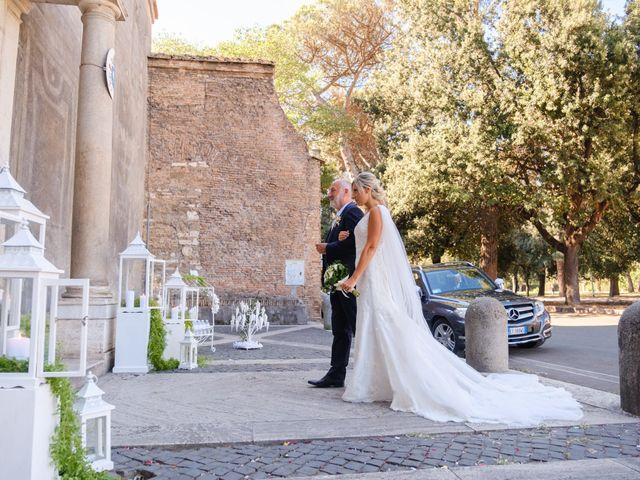Il matrimonio di Flavia e Tommaso a Roma, Roma 37