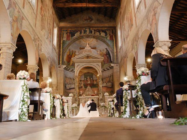 Il matrimonio di Flavia e Tommaso a Roma, Roma 40