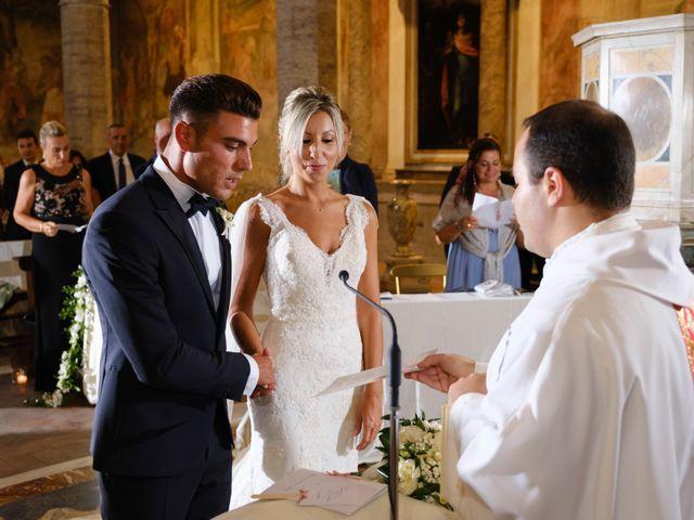 Il matrimonio di Flavia e Tommaso a Roma, Roma 41