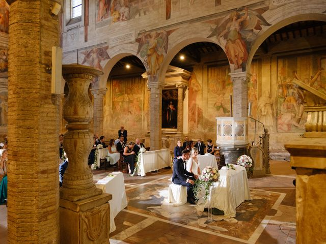 Il matrimonio di Flavia e Tommaso a Roma, Roma 42