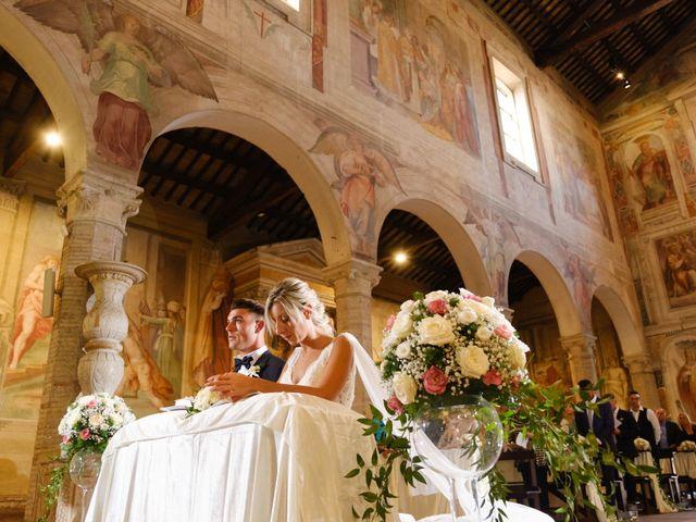 Il matrimonio di Flavia e Tommaso a Roma, Roma 43