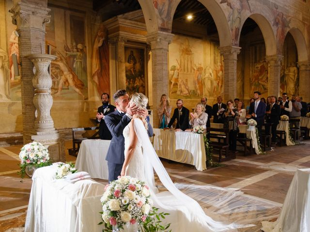 Il matrimonio di Flavia e Tommaso a Roma, Roma 45