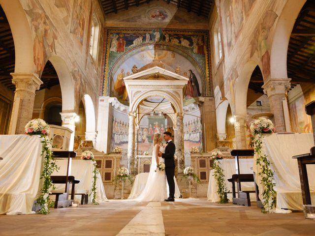 Il matrimonio di Flavia e Tommaso a Roma, Roma 46