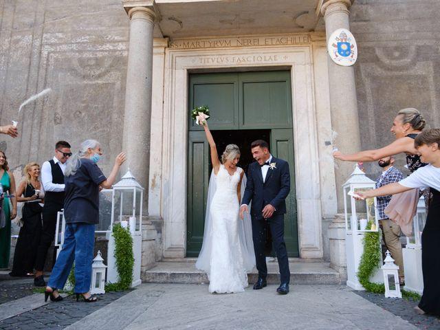 Il matrimonio di Flavia e Tommaso a Roma, Roma 47