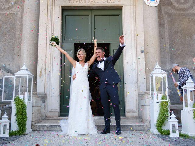 Il matrimonio di Flavia e Tommaso a Roma, Roma 49