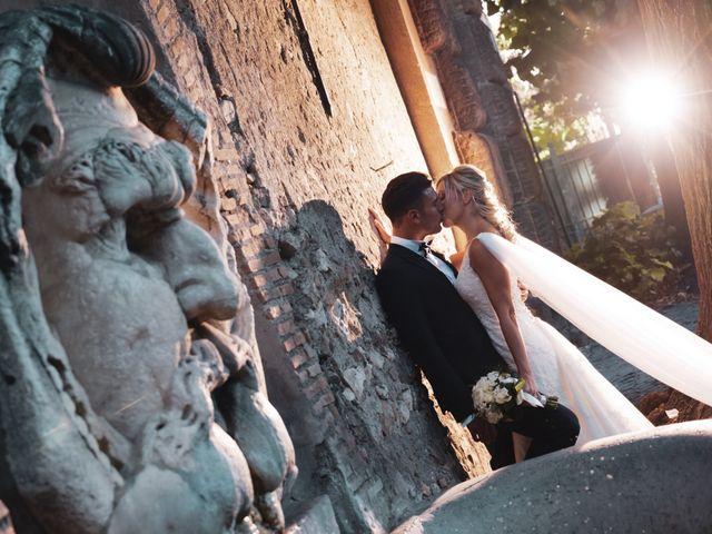 Il matrimonio di Flavia e Tommaso a Roma, Roma 51