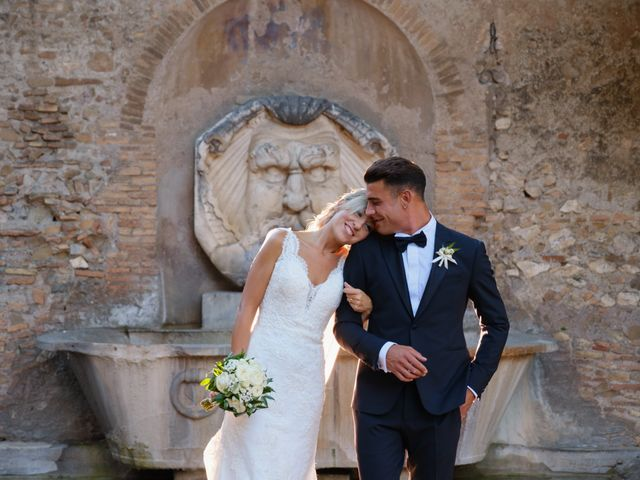 Il matrimonio di Flavia e Tommaso a Roma, Roma 52