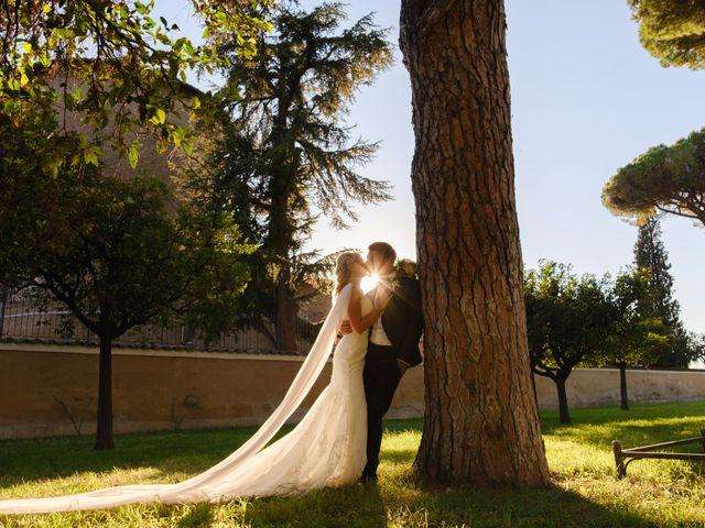 Il matrimonio di Flavia e Tommaso a Roma, Roma 55