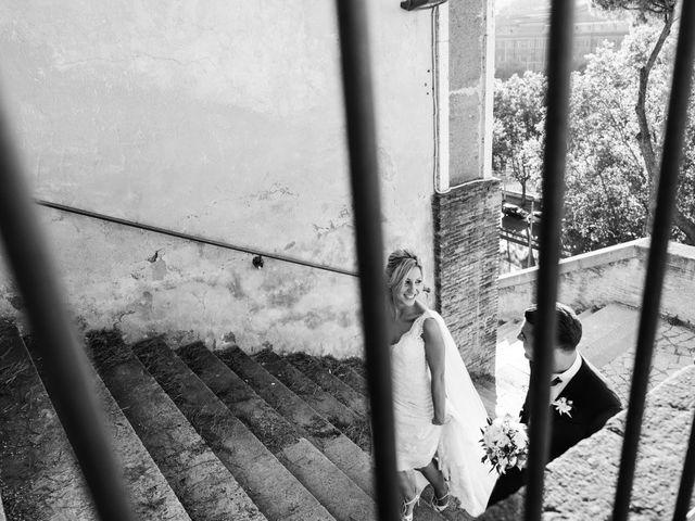 Il matrimonio di Flavia e Tommaso a Roma, Roma 58
