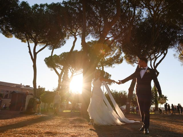 Il matrimonio di Flavia e Tommaso a Roma, Roma 61