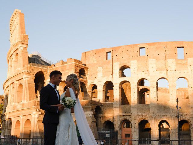 Il matrimonio di Flavia e Tommaso a Roma, Roma 64