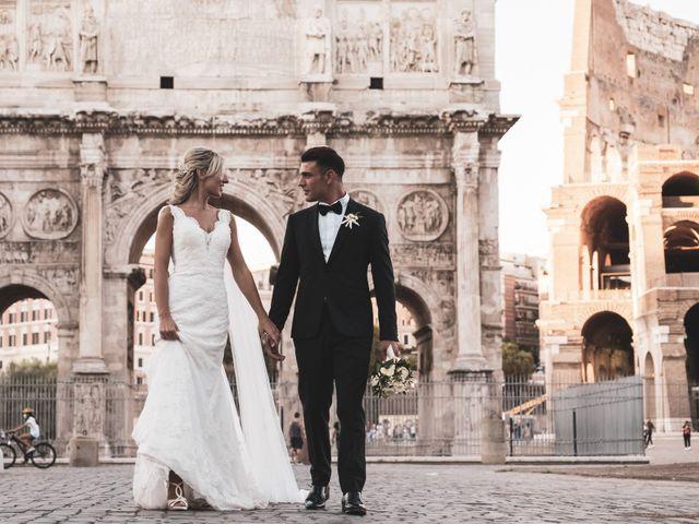 Il matrimonio di Flavia e Tommaso a Roma, Roma 65