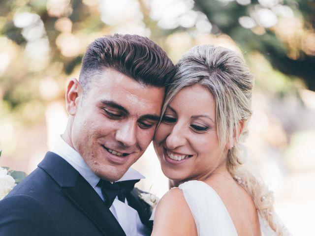 Il matrimonio di Flavia e Tommaso a Roma, Roma 70