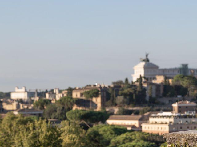 Il matrimonio di Flavia e Tommaso a Roma, Roma 75