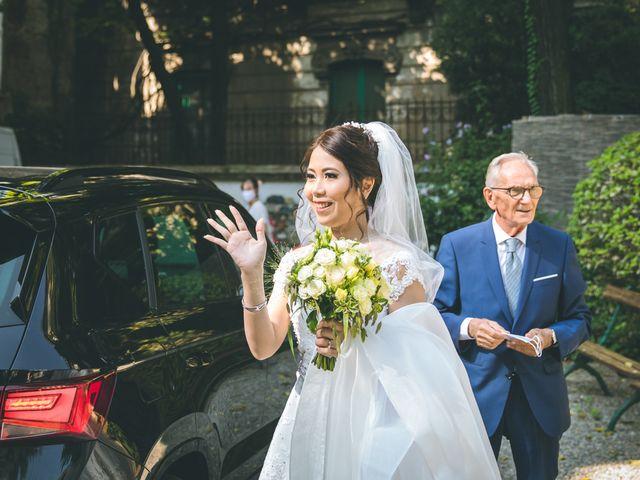 Il matrimonio di Antonio e Brenda a Milano, Milano 38