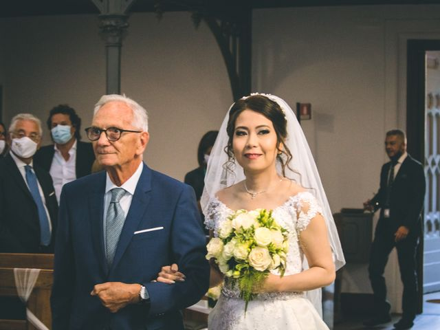 Il matrimonio di Antonio e Brenda a Milano, Milano 42
