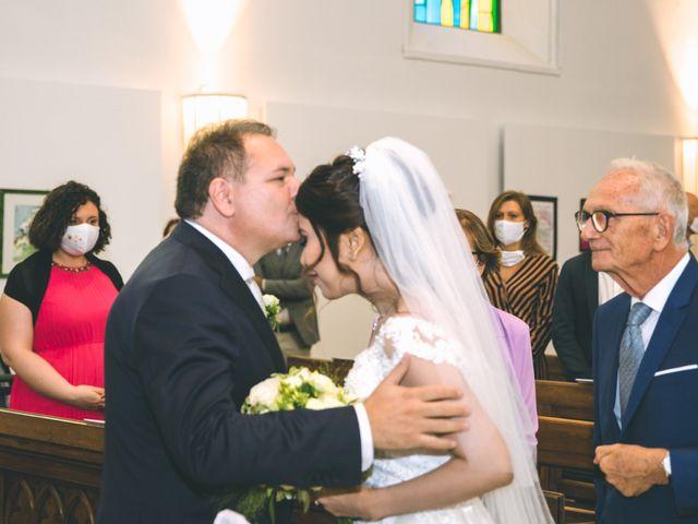 Il matrimonio di Antonio e Brenda a Milano, Milano 44