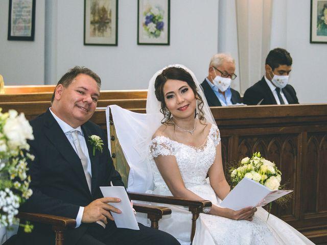 Il matrimonio di Antonio e Brenda a Milano, Milano 51