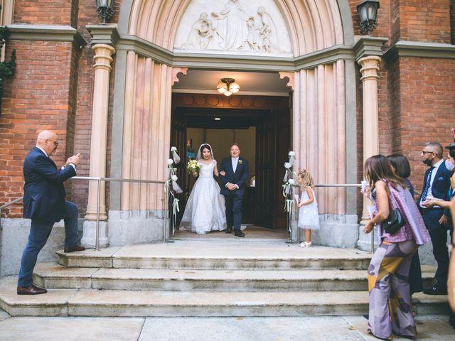 Il matrimonio di Antonio e Brenda a Milano, Milano 70