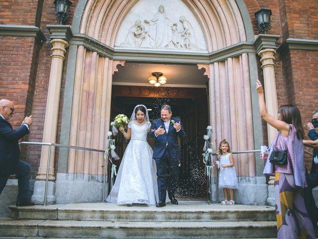 Il matrimonio di Antonio e Brenda a Milano, Milano 71