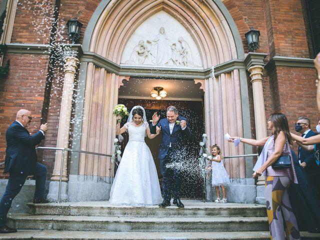Il matrimonio di Antonio e Brenda a Milano, Milano 72