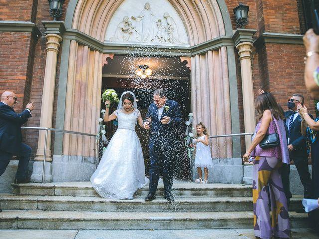 Il matrimonio di Antonio e Brenda a Milano, Milano 73