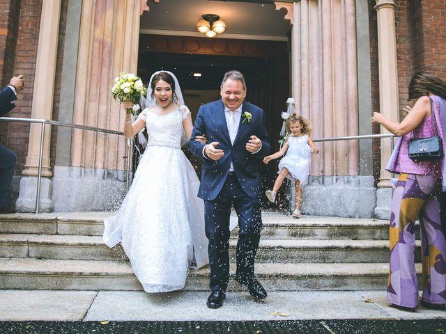 Il matrimonio di Antonio e Brenda a Milano, Milano 74