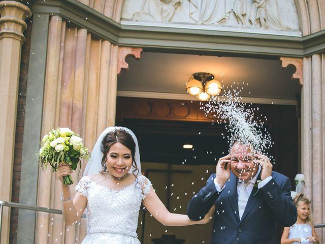 Il matrimonio di Antonio e Brenda a Milano, Milano 75