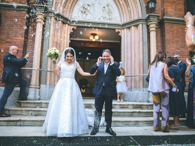 Il matrimonio di Antonio e Brenda a Milano, Milano 76