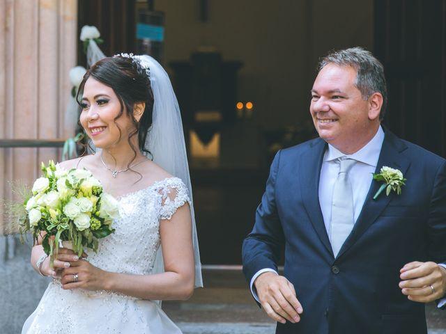 Il matrimonio di Antonio e Brenda a Milano, Milano 77