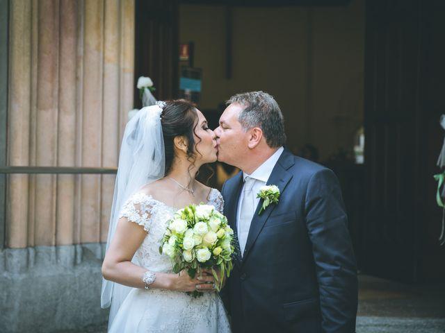Il matrimonio di Antonio e Brenda a Milano, Milano 78