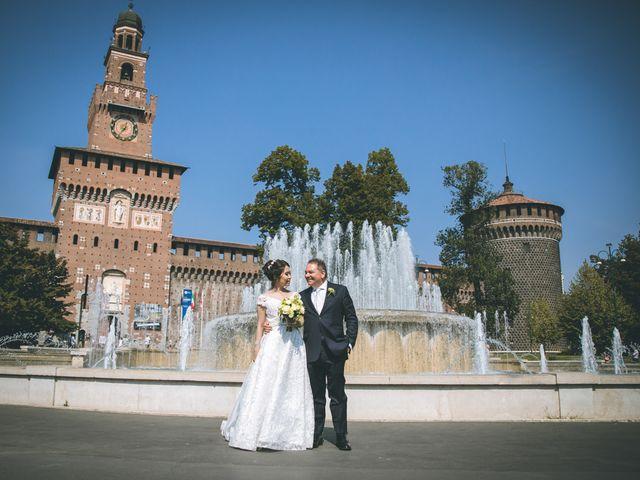 Il matrimonio di Antonio e Brenda a Milano, Milano 79