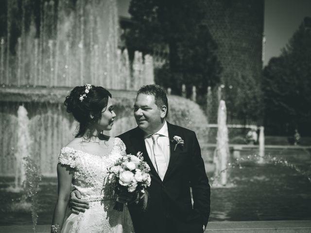 Il matrimonio di Antonio e Brenda a Milano, Milano 80