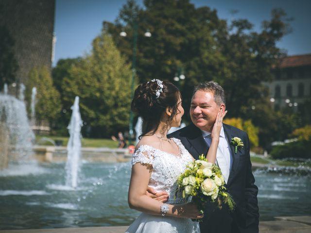 Il matrimonio di Antonio e Brenda a Milano, Milano 81