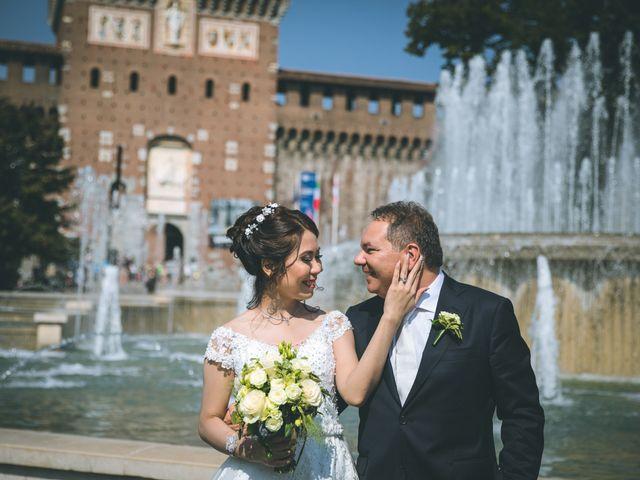 Il matrimonio di Antonio e Brenda a Milano, Milano 82