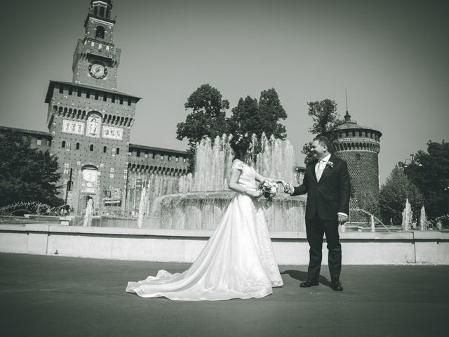 Il matrimonio di Antonio e Brenda a Milano, Milano 84