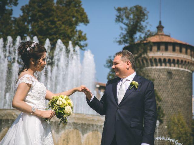 Il matrimonio di Antonio e Brenda a Milano, Milano 85