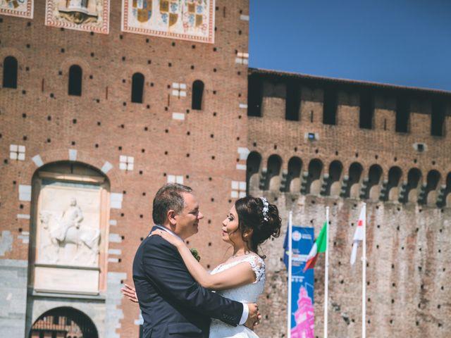 Il matrimonio di Antonio e Brenda a Milano, Milano 88