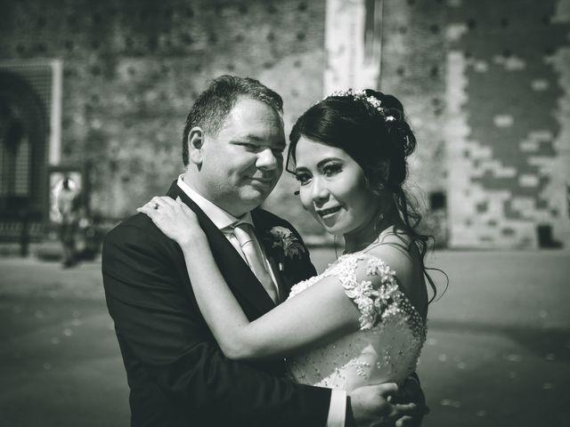 Il matrimonio di Antonio e Brenda a Milano, Milano 1