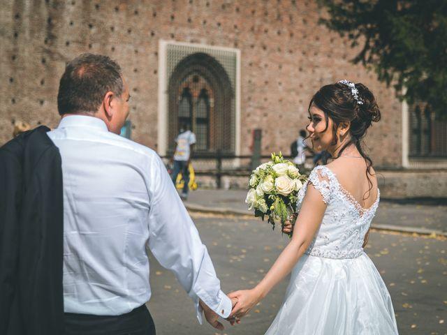 Il matrimonio di Antonio e Brenda a Milano, Milano 92