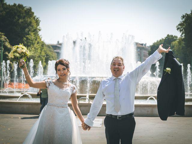 Il matrimonio di Antonio e Brenda a Milano, Milano 93