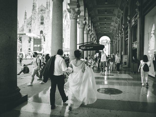 Il matrimonio di Antonio e Brenda a Milano, Milano 94