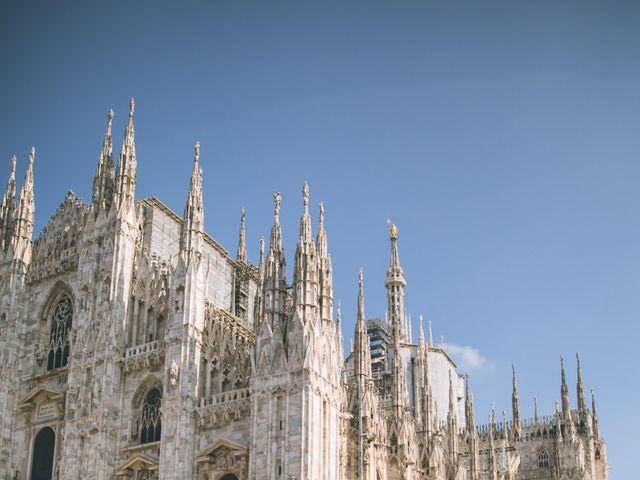 Il matrimonio di Antonio e Brenda a Milano, Milano 95