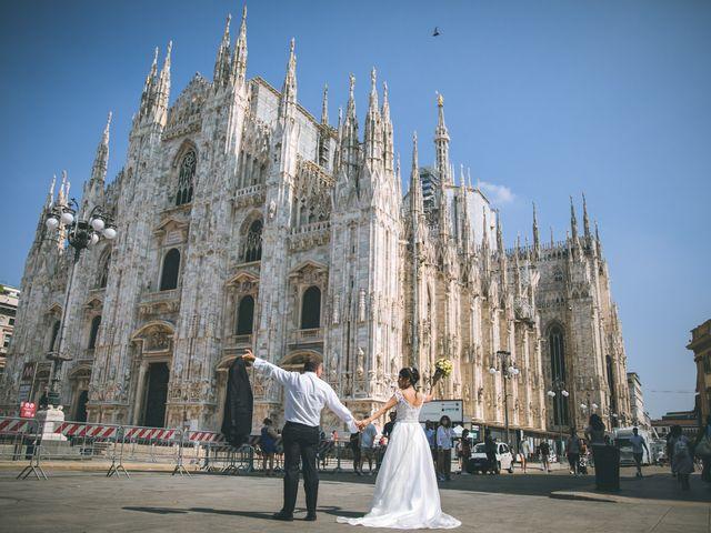 Il matrimonio di Antonio e Brenda a Milano, Milano 96