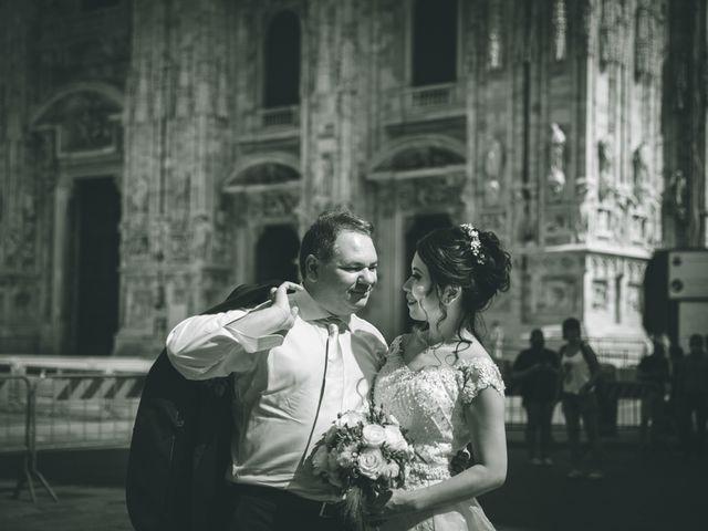 Il matrimonio di Antonio e Brenda a Milano, Milano 97