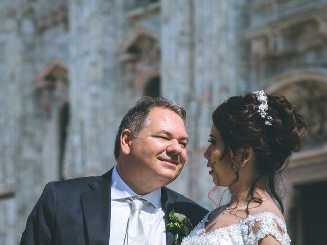 Il matrimonio di Antonio e Brenda a Milano, Milano 99