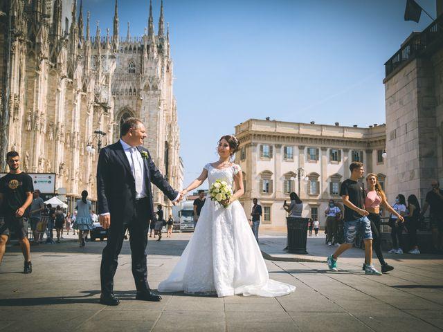Il matrimonio di Antonio e Brenda a Milano, Milano 100