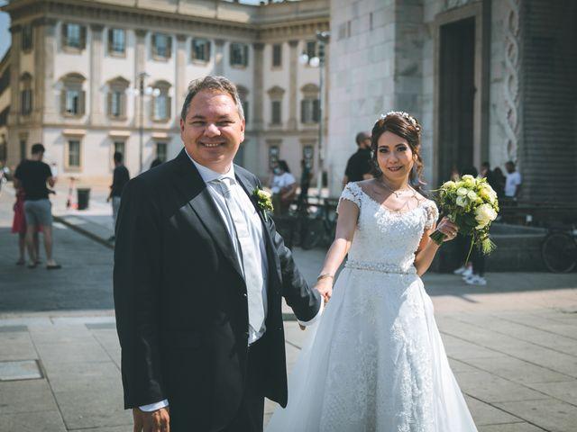 Il matrimonio di Antonio e Brenda a Milano, Milano 101