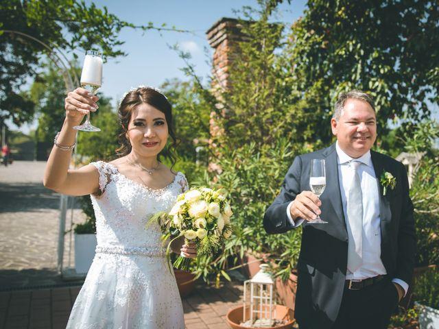 Il matrimonio di Antonio e Brenda a Milano, Milano 110