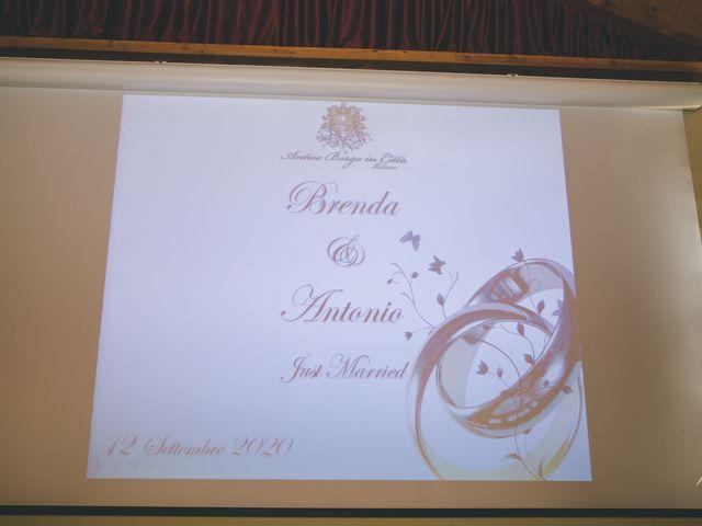 Il matrimonio di Antonio e Brenda a Milano, Milano 126